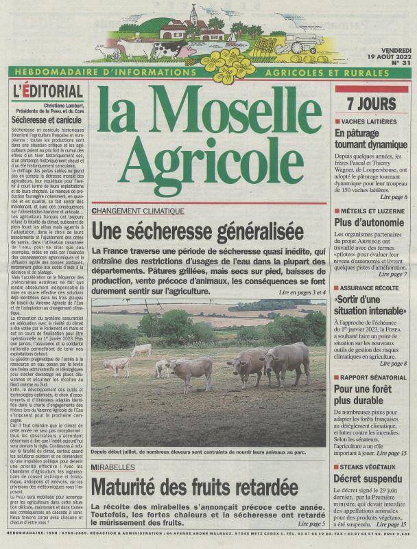 MOSELLE AGRICOLE (LA)
