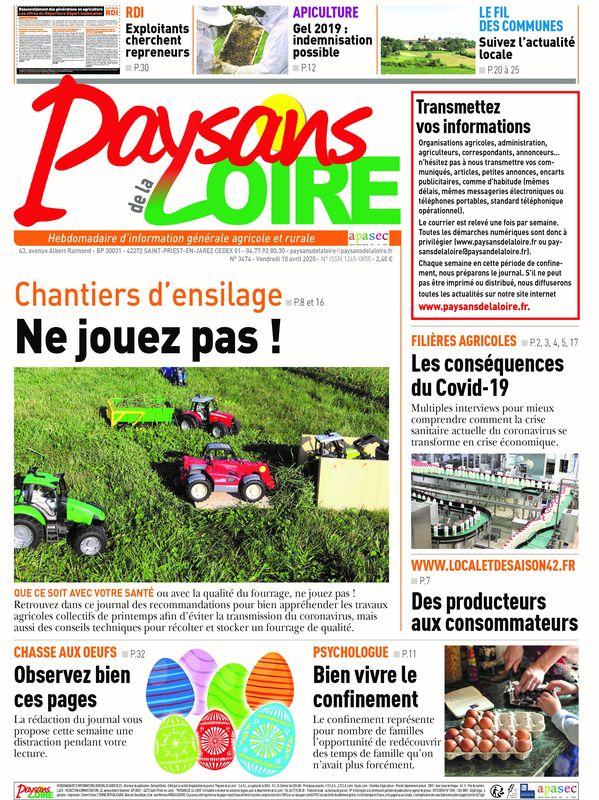 PAYSANS DE LA LOIRE