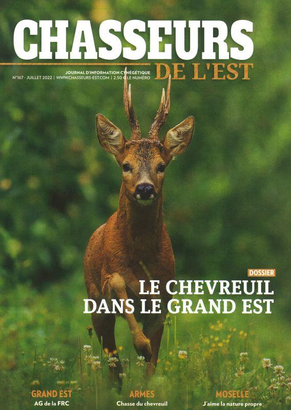 CHASSEURS DE L'EST