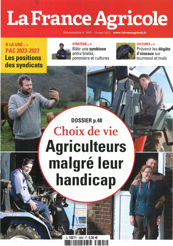 FRANCE AGRICOLE (LA)