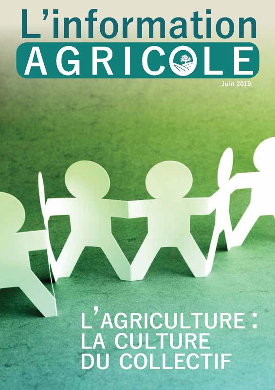 INFORMATION AGRICOLE MAGAZINE