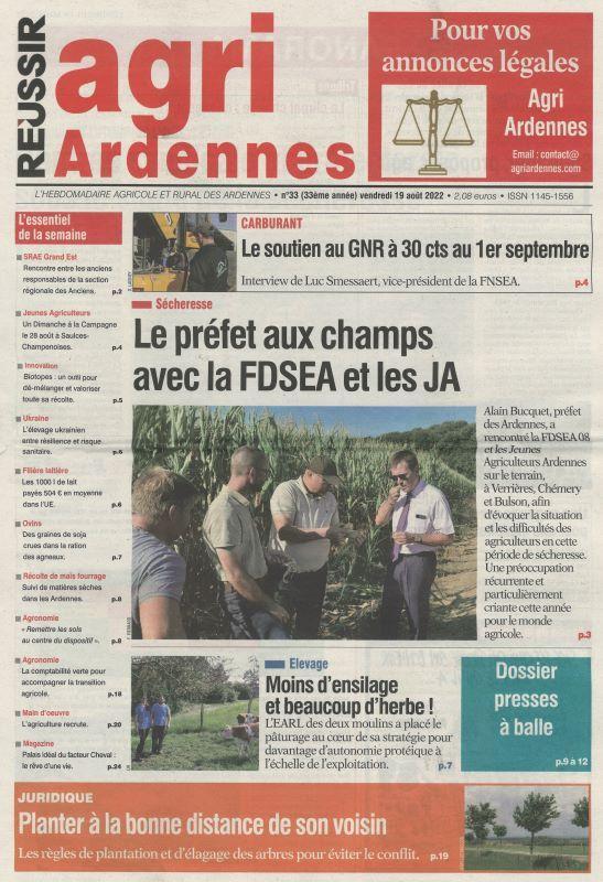 AGRI ARDENNES