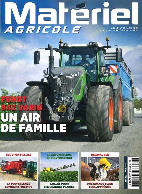 MATERIEL AGRICOLE