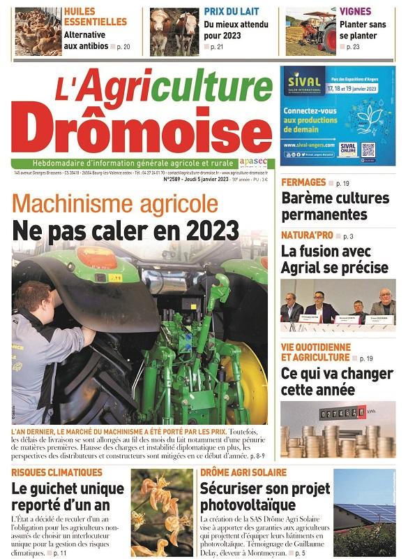 AGRICULTURE DROMOISE (L')